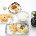 天ぷら新宿つな八 - 上天麩羅膳
