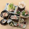 あづま - 料理写真:蛸しゃぶ会席