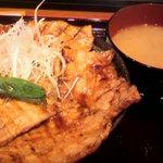 ギン酒場 - 知床豚丼