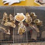 冨士丸 - 牡蠣かきカキ~~♪