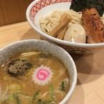 中華そば モンド - 鶏白湯つけ麺880円