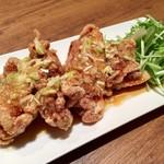 麻SHIBIRE - 油淋鶏 ユーリンチー