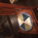 イタリアンバル SAMURAI - 座りごこちにこだわったオーダーメイドのチェアー^_^
