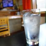 一翔 - 冷たいレモン水
