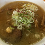 麺屋 朱雀 - 料理写真:味噌750円