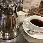 カフェーパウリスタ - アドルフォさんのコーヒー