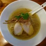 極汁美麺 umami - 塩ら~めん780円