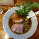 極汁美麺 umami - 醤油ら~めん780円