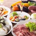 ガーデンレストラン 「カサレッキオ」 - 料理写真: