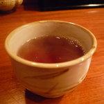 銀平 - ☆温かいお茶をゴクリ(^u^)☆