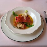 シェ松尾 - メイン・魚料理