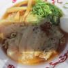花鳥風月 - 料理写真:醤油麹漬けチャーシュー海老ワンタンメン