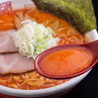圧倒的一番人気・海老スープと相性の良い味噌「海老そば味噌」