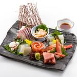 若紫 - 料理写真:お刺身盛り合わせ(2~3人前)◆2280円