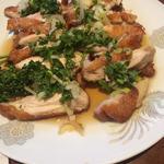 莉佳飯店 - 油淋鶏