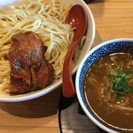 五味五香 - つけ麺(大盛)