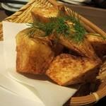 個室×新潟地酒 十米 - 長芋のポテトフライ