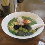 麺屋502 - 502特製ラーメン(麺固め)