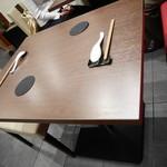 66800846 - テーブル席