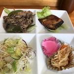 キッチンオット - 料理写真:日替わり弁当600円