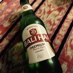 バリハイビール