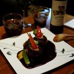 Restaurant NIHIRO 北千住 - 黒酢の酢豚 880円