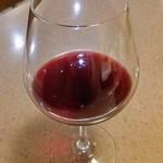 66803341 - スペシャルドリンクメニュー                       グラスワイン 赤