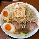 中村商店 - 豚そば 味付玉子トッピング