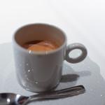 Baci - Caffè 食後のお飲み物 エスプレッソ☆