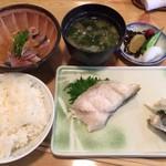 いさりび - 2017.4.18  日替り定食