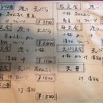いさりび - 2017.4.18  御膳メニュー
