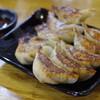 ばりこて - 料理写真:一口餃子