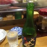 66805131 - 季節の生酒(大山 本醸造生酒)