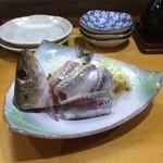 鈴女 - 料理写真:いわし刺身