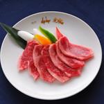 焼肉竹林 - 竹林カルビ680円