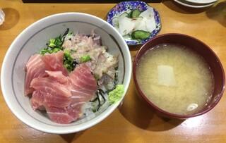 鈴女 - 銚子丼