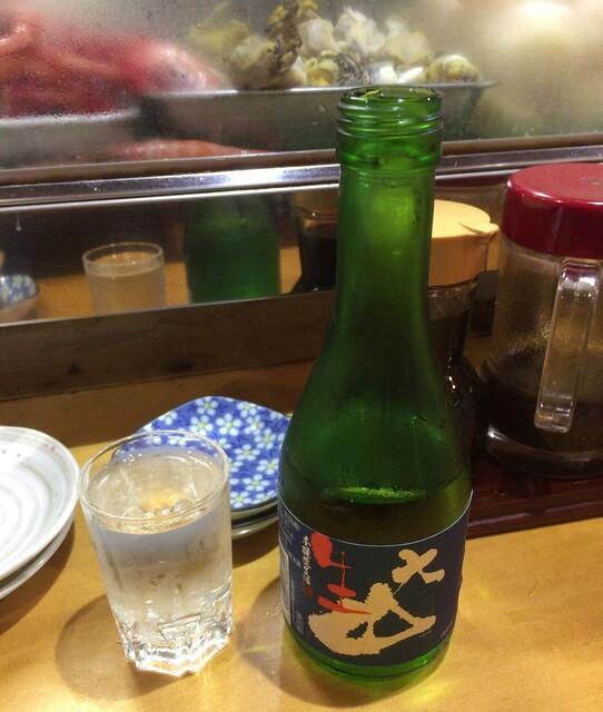 鈴女 - 季節の生酒(大山 本醸造生酒)