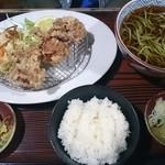 66807911 - から揚げ定食(1,000円税込)