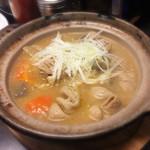 66808724 - もつ煮(500円)