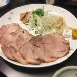 66808728 - つまみチャーシュー(大)(500円)