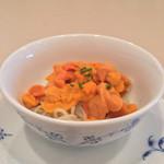 66809510 - 雲丹冷麺
