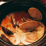 tawarayashoutemmarukome - 蛤たけのこ炊き込みごはん
