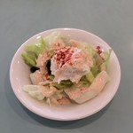 サイゼリヤ - ランチのサラダ。