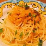 ピッツェリア ダ・アチラン - 料理写真:たっぷりウニのパスタ