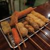 串カツ甲子園 - 料理写真:復活!!猛虎打線セット
