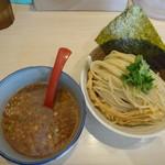 風天 - 濃厚魚介つけ麺(大)