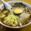 中華料理 喜楽 - 料理写真:トップフォト ワンタンメン