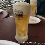 レストランフリアンディーズ - 生ビール