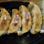 伝説のすた丼屋 - 餃子(5個)