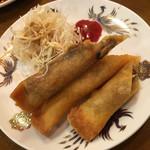 香香飯店 - 春巻き